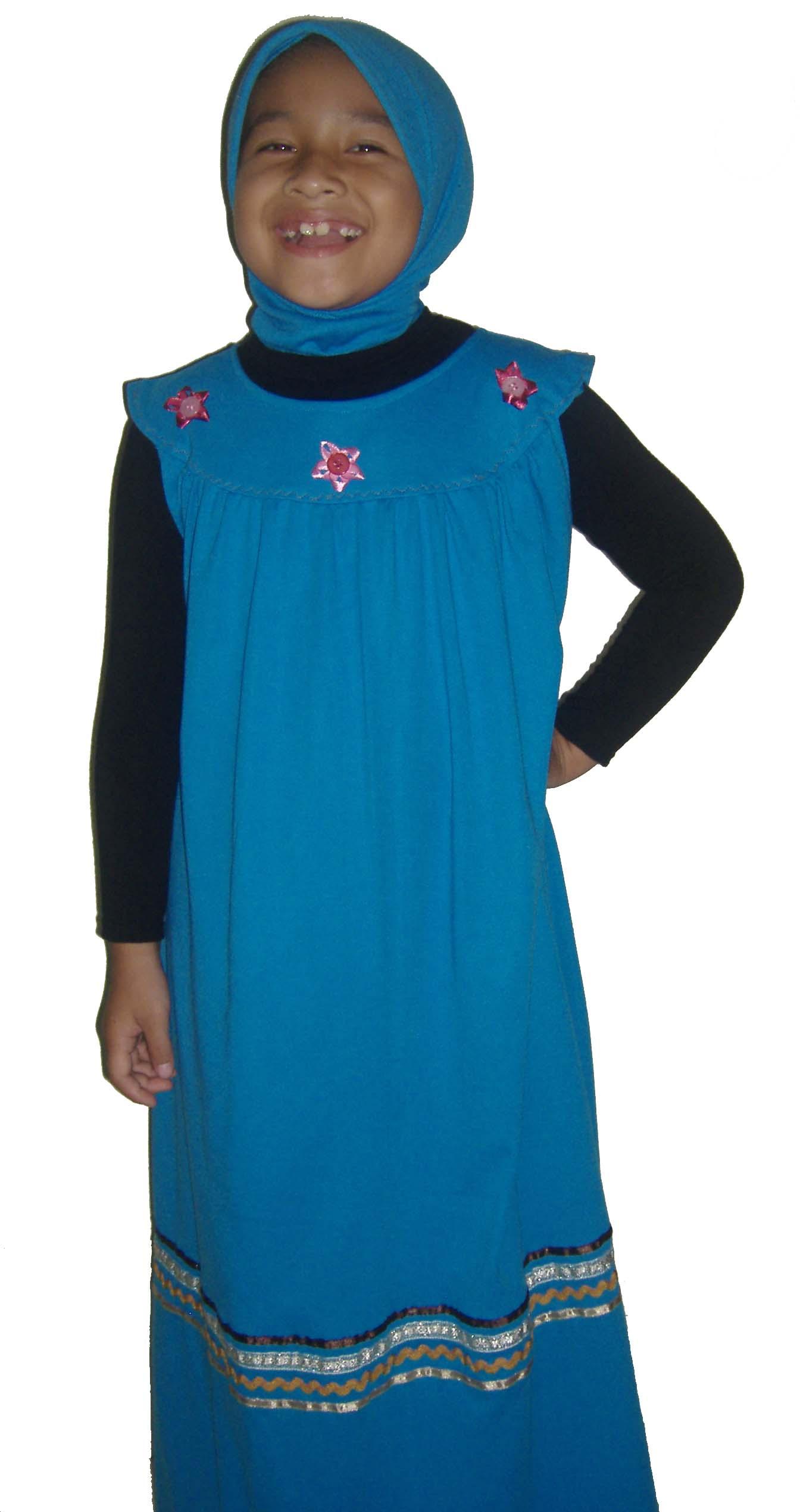 Busana Muslim Busana Muslim Anak Gamis Gamis Anak Terusan Baju